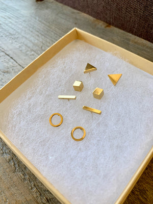 Minimalist Earrings Collection