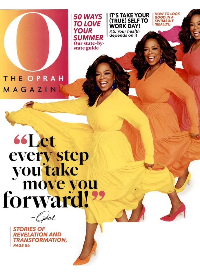 O: The Oprah Magazine - January 2019
