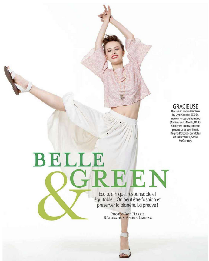 Belle & Green - Version Femina