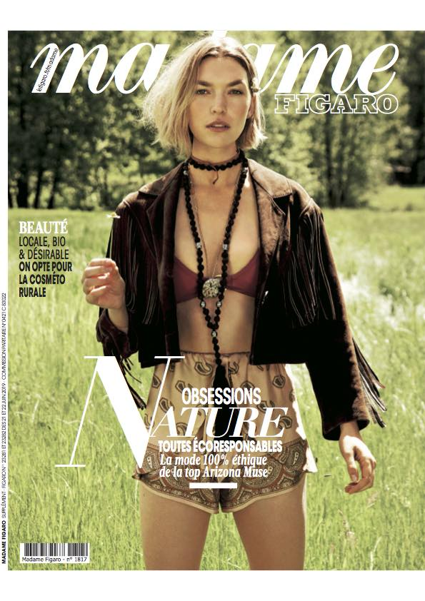 Madame Figaro - June 2019