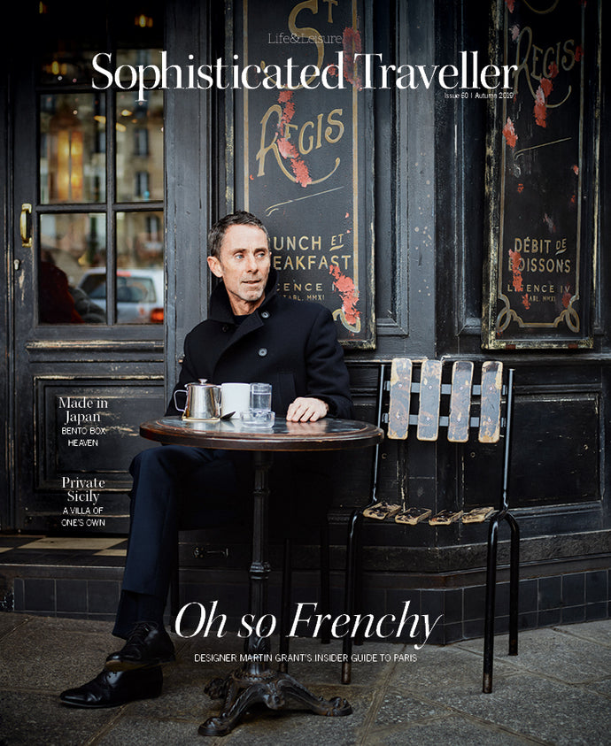 Sophisticated Traveller - February 2019