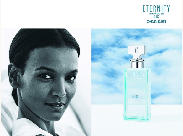 Liya Kebede Talks About Working with Jake Gyllenhaal on the Eternity Air Campaign