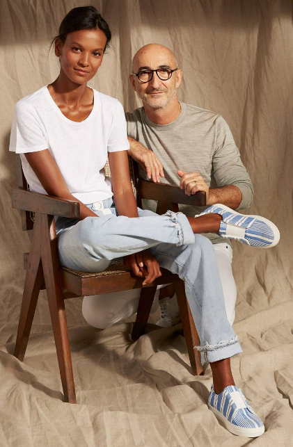 Liya Kebede And Pierre Hardy On Fusing Ethiopian And French Craftsmanship