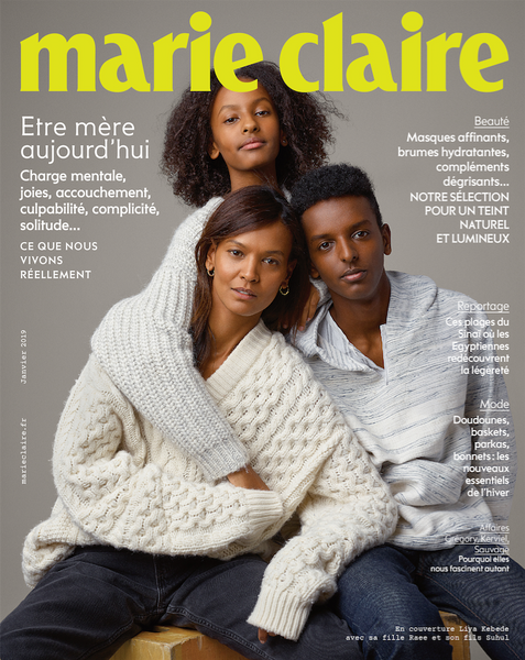 Marie Claire France - December 2018