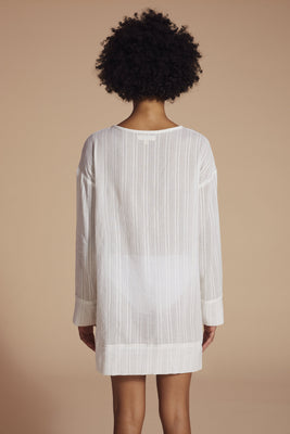 The Essential Tunic - White