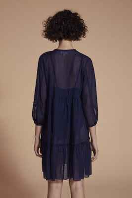 The Essential Dress - Navy