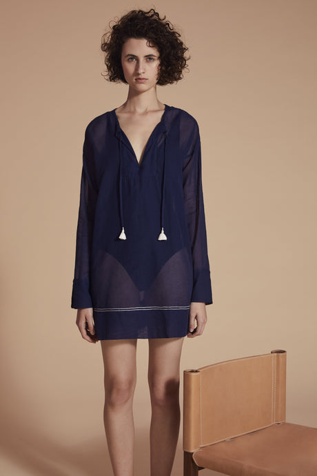 The Essential Tunic - Navy