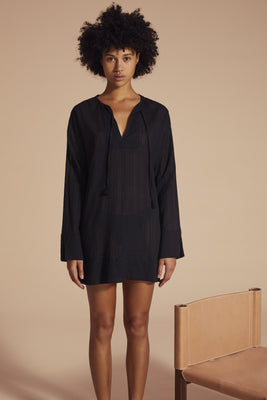 The Essential Tunic - Black