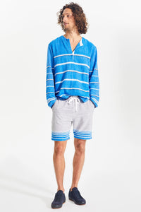 Ombre Stripe Shorts