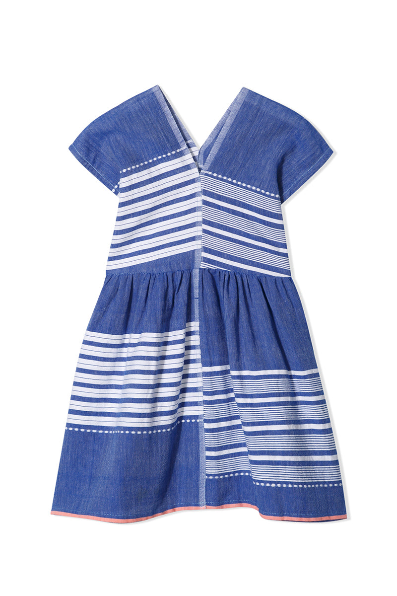 Safia Girls Easy Dress