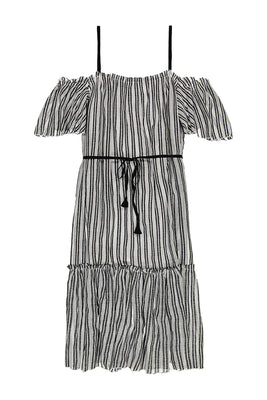 lemlem.com exclusive - Shirred Long Dress