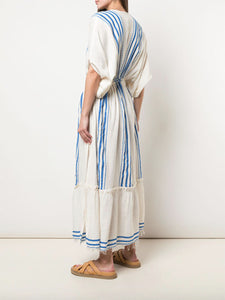 Eshe Plunge Neck Dress
