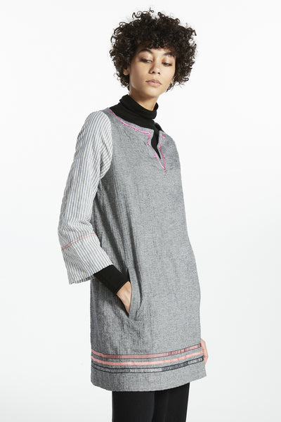 Kito Mini Tunic Dress
