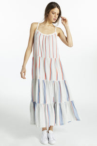 Mamo Maxi Slip Dress