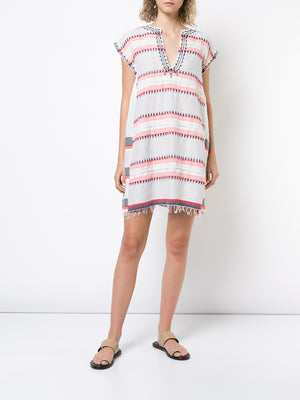 Naomi Short Caftan Dress