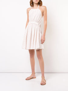 Aweke Halter Mini Dress