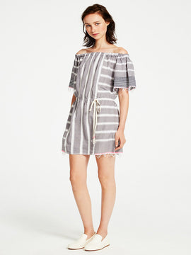 Luna Off Shoulder Dress
