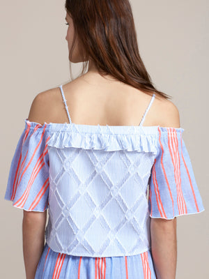 Besu Off Shoulder Top