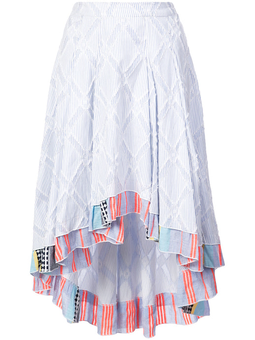 Besu Pleated Skirt