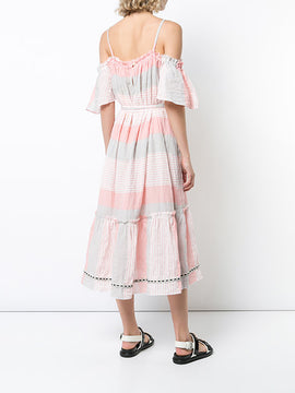 Dera Off Shoulder Short Dress