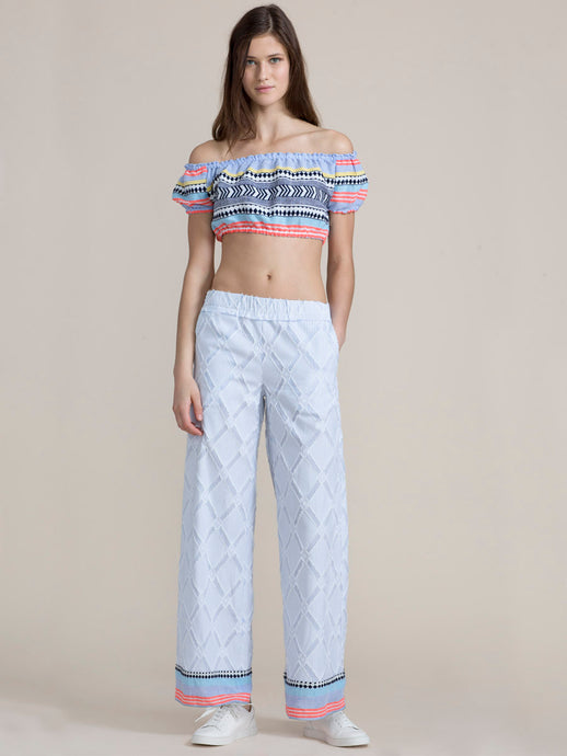 Besu Wide Leg Pants