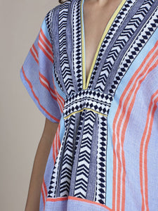 Sofia Long Caftan - EXCLUSIVE