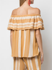 Derartu Off Shoulder Top