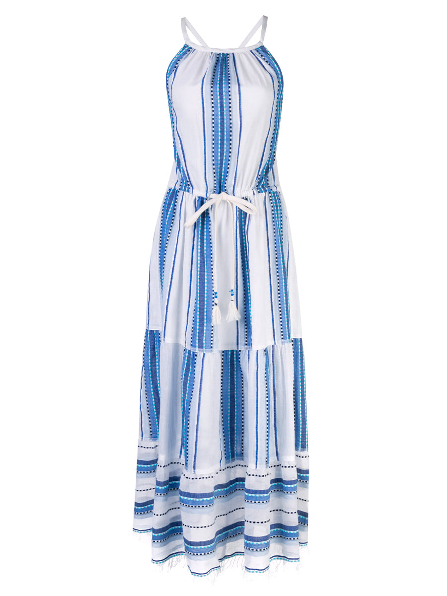 Welela Halter Tier Dress