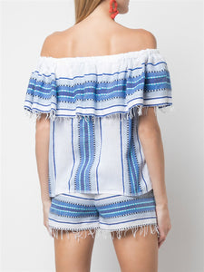 Welela Off Shoulder Top