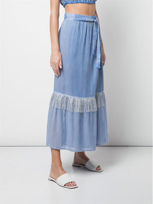 Zinab Wrap Skirt