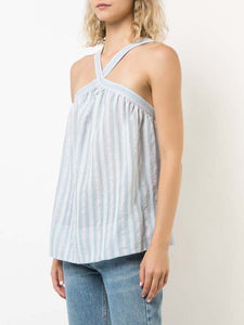 Nefasi Criss Cross Top