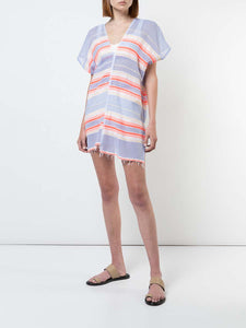 Fiesta Split Tunic