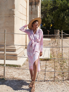 Rekik Long Sleeve Caftan