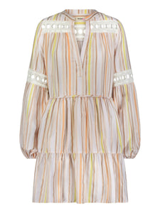 Retta Mini Blouse Dress