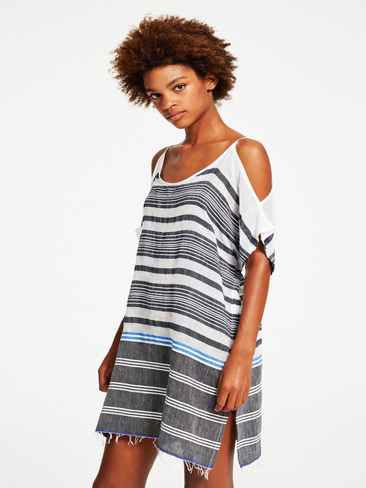 Aziza Open Shoulder Cover Up