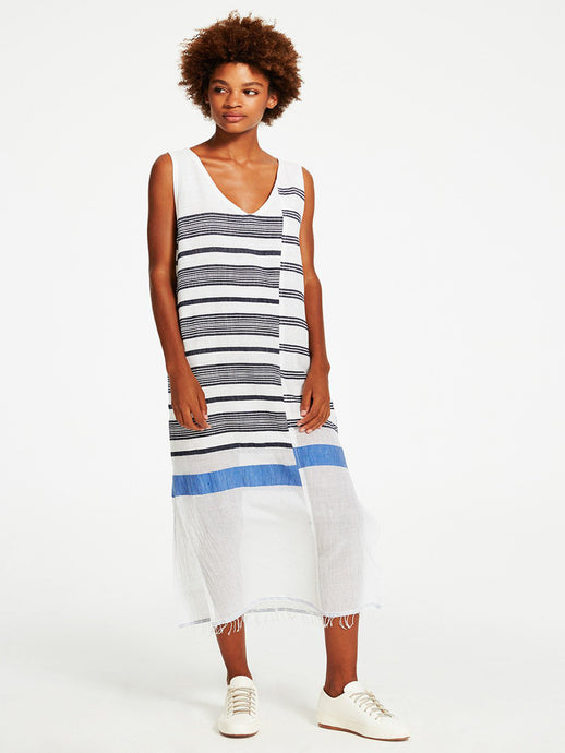 Aziza Spliced Tank Dress