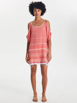 Saba Open Shoulder Cover Up