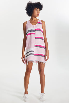 Mimi Split Tank Dress