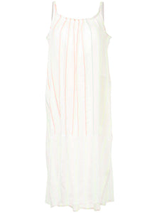 Selata Open Back Slip Dress