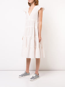 Aweke Banu Stripe Dress