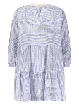 Semira Sky Popover Dress