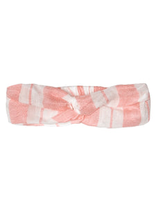 Doro Twist Turban - Light Coral
