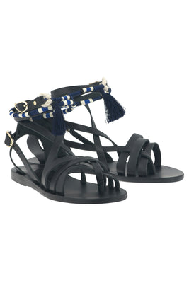 Ancient Greek Sandals x lemlem - Satira Wrap Sandal