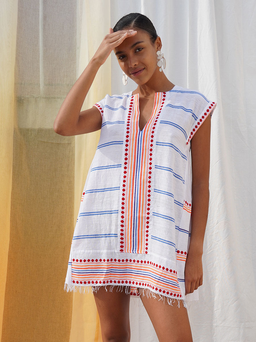 Hiwot Caftan Dress