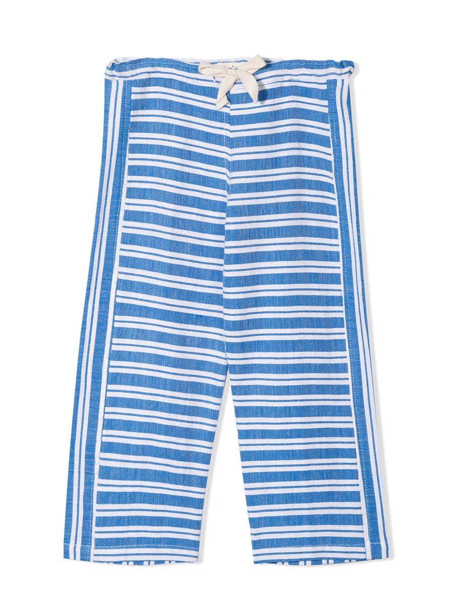 Boys Mesfin Pant - Blue