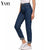 women pencil denim pants