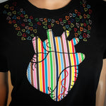 The Bleeding Heart *Pride Edition* slim fit tee