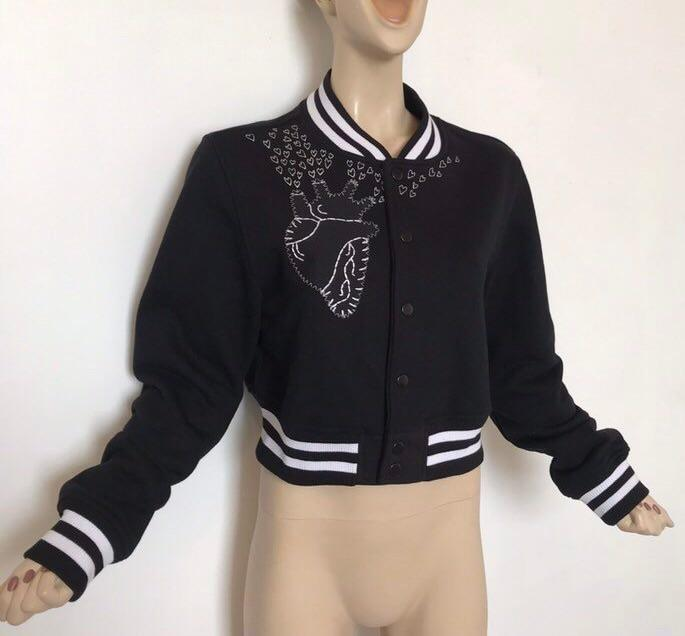 The Bleeding Heart Club jacket