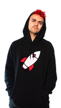 Laden Sie das Bild in den Galerie-Viewer, ROCKET BASE HOODIE