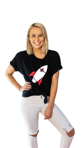 ROCKET BASE SHIRT
